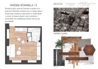 Romanilla panel
