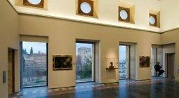 ESP, Spanien, Granada, Museum der schönen Künste, Museo de Bellas Artes im Palacio Carlos V in der Alhambra | ESP, Spain, Granada, Museo de Bellas Artes, fine art museum in the Palacio Carlos V, Alhambra